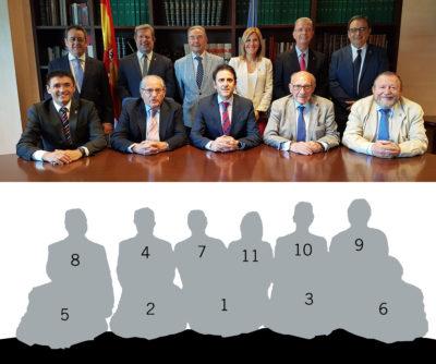 Junta Ejecutiva del COGITI
