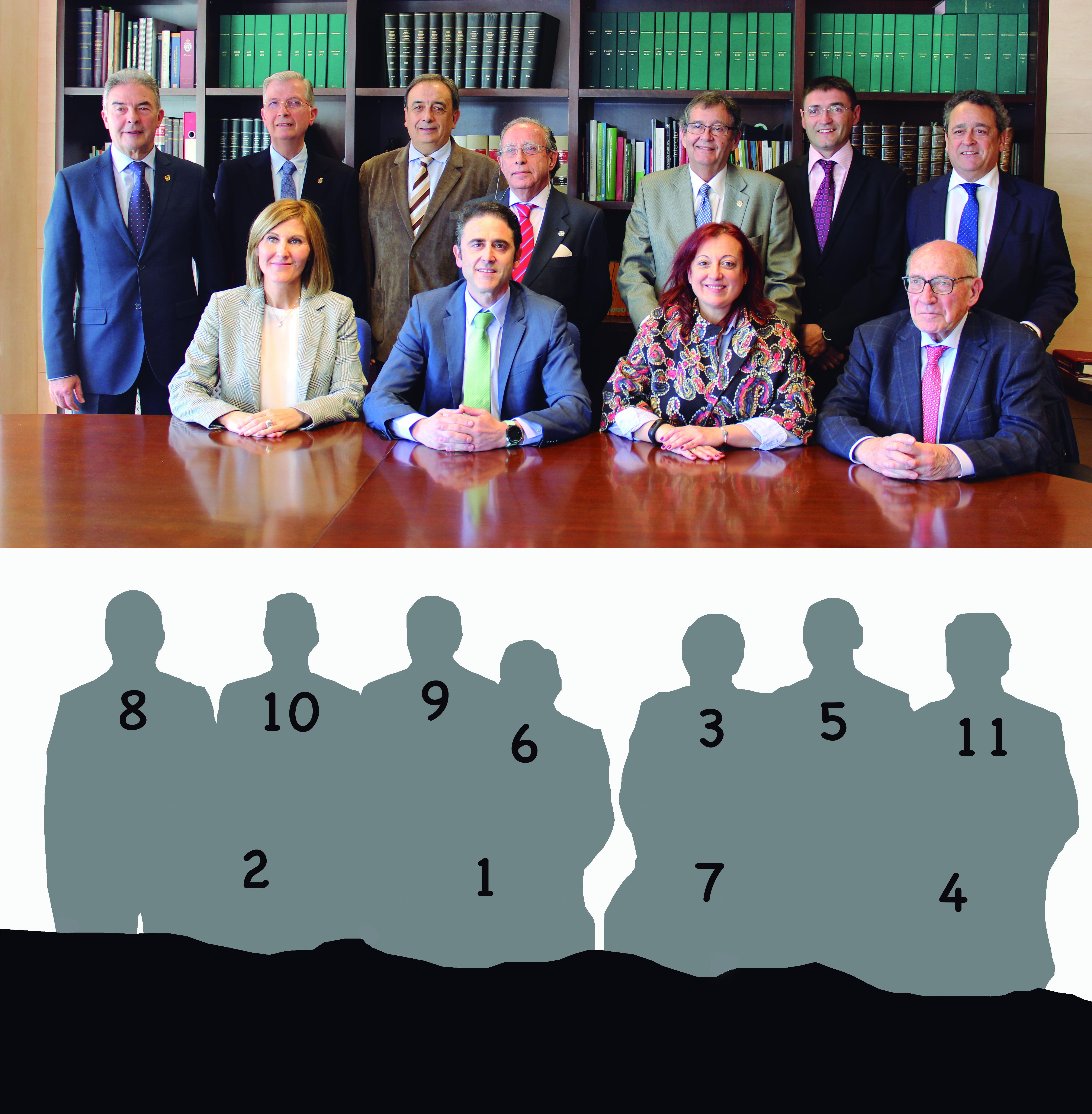 junta ejecutiva_silueta